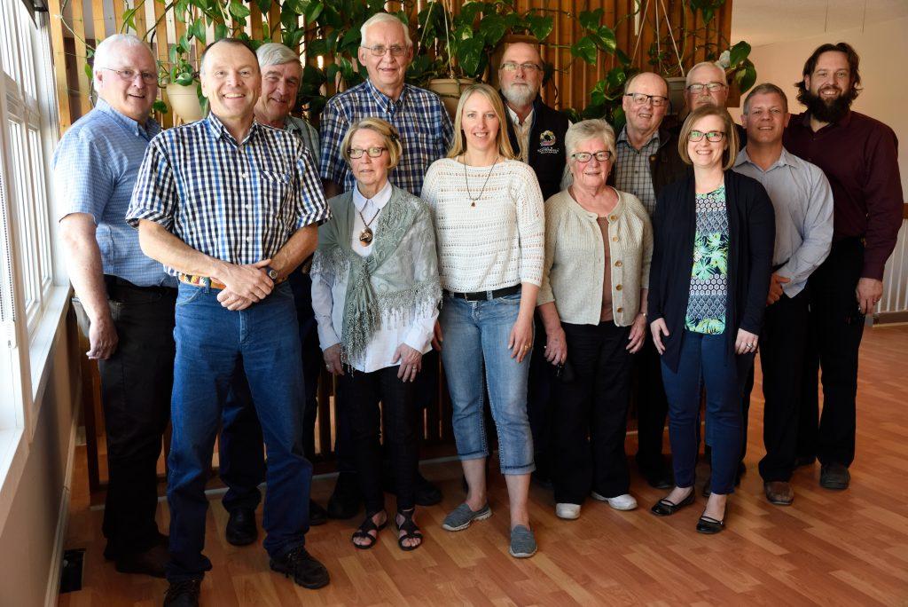 2017/2018 BRWA Board of Directors