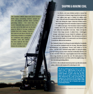 Shaping and Making Coal Page of the Atlas
