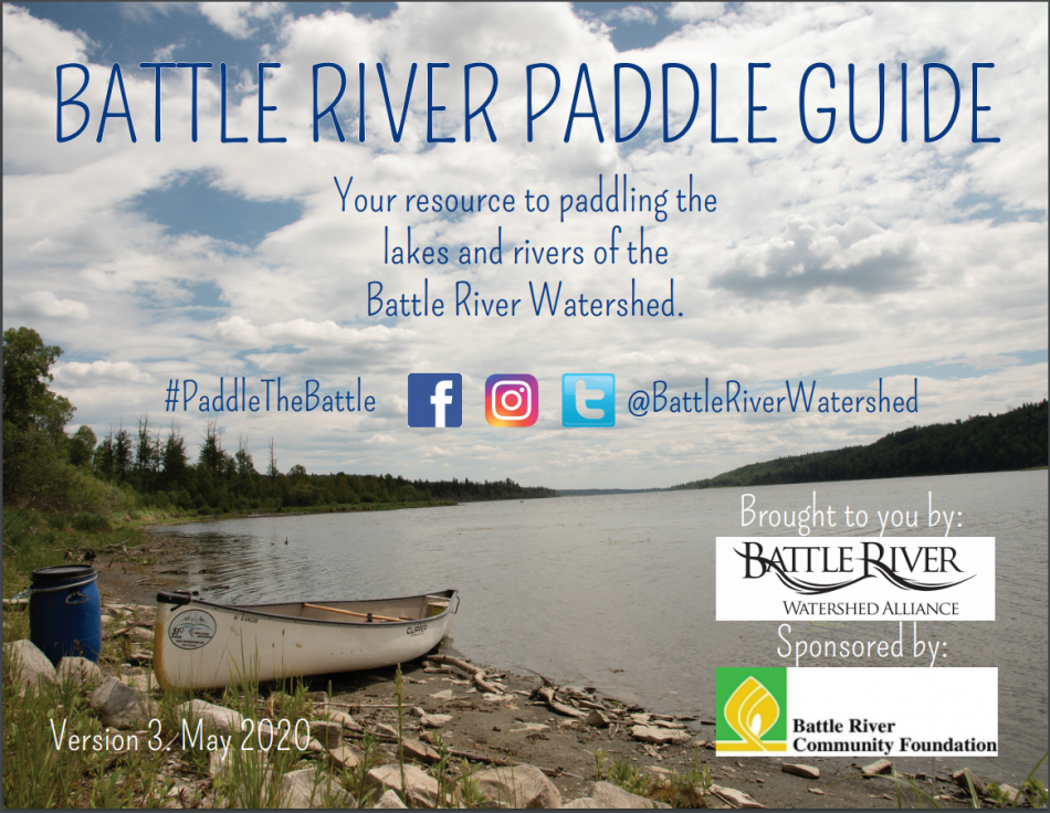 Paddle The Battle Guide Cover